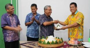 Selamatan Tumpeng Rektor IAIN Salatiga