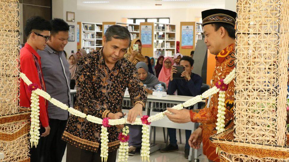 Menuju Kampus Ramah Difabel, Perpustakaan IAIN Salatiga Resmikan Extraordinary Corner